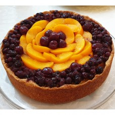 Cheesecake - New York Style Baked - 2 Fruit - NOT LACTOSE FREE