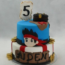 Jake from Neverland Cake (D,V)