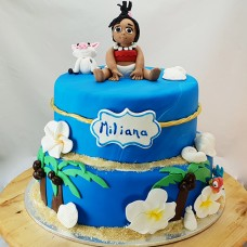 Moana - Baby Moana with Friends (D,V)