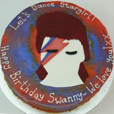 David Bowie Star Dust Cake (D,V)