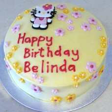 Hello Kitty Cake (D,V)