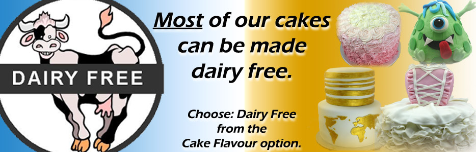 3 dairy free banner