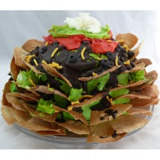 Food - Nachos Cake (D)