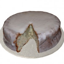 Design your own cake: Glazed Cake (D,V)