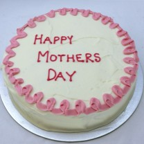 Mother's Day: Carrot Cake with Cream Cheese Icing