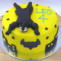 Superheroes: Batman Cake (D,V)