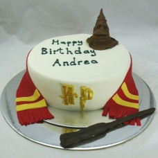 Harry Potter Cake (D,V)