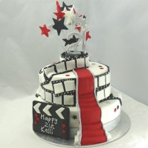 Hollywood Cake (D, V)