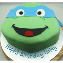 Teenage Mutant Ninja Turtle Cake (D)