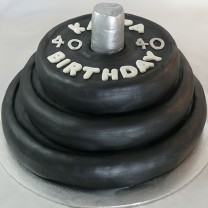 Weights Cake (D)