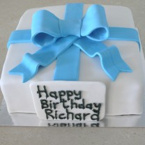 Gift Box: Tiffany Bow (D,V)