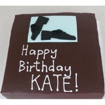 Irish Dancing Shoes Cake