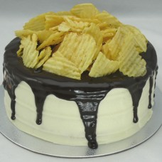 Drip Cake - Chips (D)